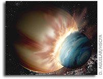 When Worlds Collide: Have Astronomers Observed the Aftermath of a Distant Planetary Collision?