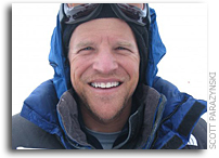 Scott Parazynski Everest Update: 19 April 2008 - Heading for Camp 1
