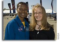 NASA Deputy Administrator Shana Dale's Blog: Yuri's Night, Bay Area 2008