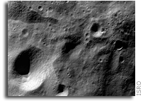 Lunar Images From Chandrayaan-1
