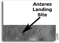 LOIRP and LRO Confirm That Humans Walked on the Moon
