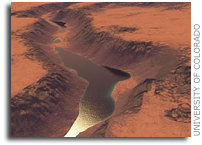 University of Colorado team finds definitive evidence for ancient lake on Mars