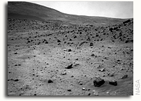 NASA Mars Rover Team Diagnosing Unexpected Behavior With Spirit