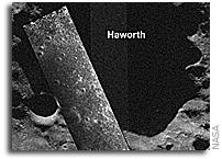 NASA Radar Provides First Look Inside Moon's Shadowed Craters