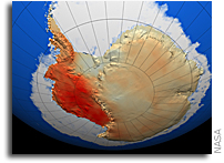 Satellites Confirm Half-Century of West Antarctic Warming