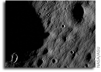 First Moon Images From NASA's Lunar Reconnaissance Orbiter
