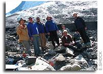 Expedition to Robertson Glacier, Kananaskis Country, Alberta, Canada