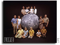 LIFE.com Commemorates the Launch of Apollo 11