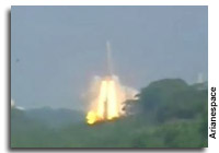 Arianespace Ariane 5 Launch of Herschel and Planck a Success (Watch Video)