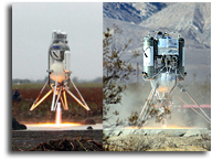 X PRIZE Foundation and NASA Cap Amazing Lunar Lander Competition and Award $2 Million in Prizes