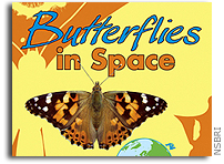 'Butterflies in Space' Education Project Launches to Space Station