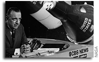 NASA Mourns The Death of Walter Cronkite