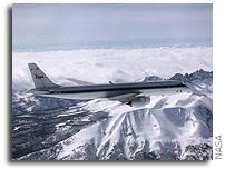 NASA Student Airborne Research Program Takes Flight