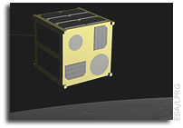 Small satellite pioneer to oversee European student lunar mission