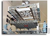 NASA Goddard team develops new carriers for space station