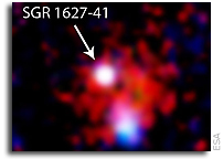 XMM-Newton measures speedy spin of rare celestial object