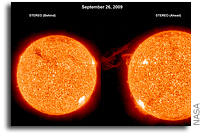 STEREO Captures Sun's Eruption