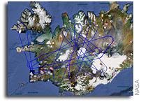 NASA's UAVSAR Team Completes Arctic Ice Radar Mission