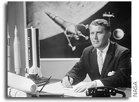 NASA Solicitation: Request for Information Regarding The Weekly Notes of Dr. Wernher Von Braun