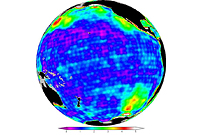 Gravity Map Offers Insight Into The Oceans and Climate