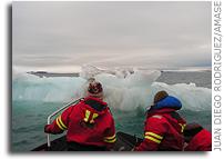AMASE blog 2009: Iceberg Chasing