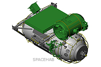 SPACEHAB To Support Pre-Launch Preparations for Russian Mini Research Module (MRM1)