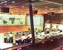 Save Mercury Mission Control