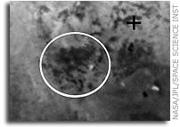 NASA Cassini Finds Hydrocarbon Rains May Fill Titan Lakes