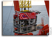 Research institutes from Bremen install new Arctic deep-sea observatory