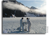 AMASE blog 2009: SLIce: Searching for Signatures of Life in Ice