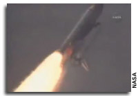 Space Shuttle Atlantis Launched on Mission to Service the Hubble Space Telescope