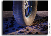 Team Develops Energy Efficient Tire That Won't Go Flat