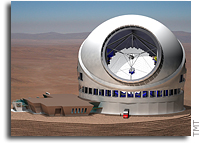 Thirty Meter Telescope Selects Mauna Kea