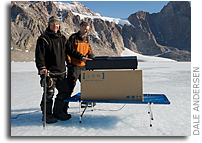 In Situ Measurements of Atmospheric Methane at Lake Untersee, Antarctica