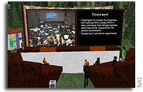 AbGradCon 2009: A Glimpse into Mixed-Reality Meetings of the Future