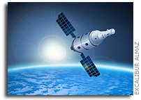 Excalibur Almaz to Pioneer Private Orbital Manned Space Flight In cooperation with NPOM of Russia