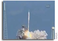 Liftoff! The Ares I-X Flight Test Begins
