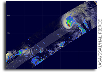 Hurricane Season 2009: Carlos and Dolores