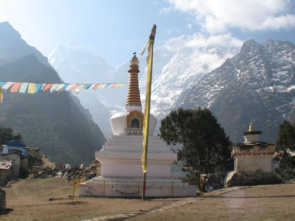 Keith Cowing Reporting from Nepal and Everest