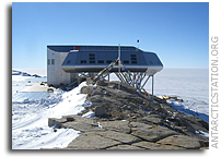 Princess Elisabeth Station Turbines Officially Spinning in Antarctica