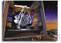 Nine Partners Officially Join Giant Magellan Telescope Project