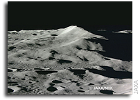 Last Photos of the Moon Captured by the HDTV Camera Aboard KAGUYA (SELENE)