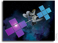 Space Systems/Loral-Built Satellite for Intelsat Successfully Performs Post-Launch Maneuvers