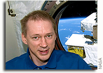 First European commander of the International Space Station - media opportunity