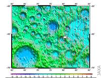 Kaguya's Impact Point On The Moon Has Been Identified