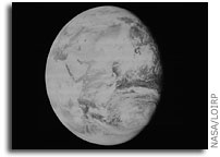 LOIRP Releases Recovered Lunar Orbiter V Image of