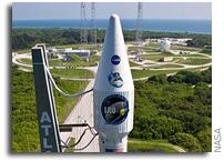 LRO/LCROSS Launch Day Arrives