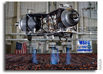 NASA 'Drops' Next Generation Robotic Lander During Autonomous Tests