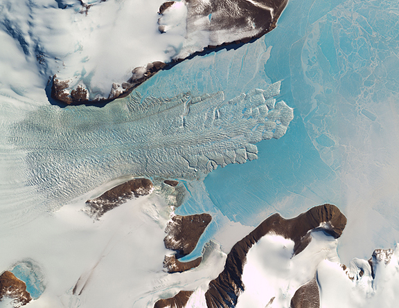 Mapping Antarctica Latest Satellite Imagery Brings