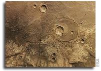 Mars Express Images: Close to Ma'adim Vallis